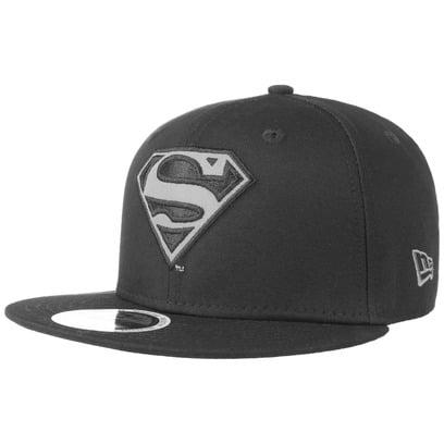 New Era 9Fifty Junior Reflect Superman Cap Basecap Baseballcap Flat Brim Snapback Comic Kappe