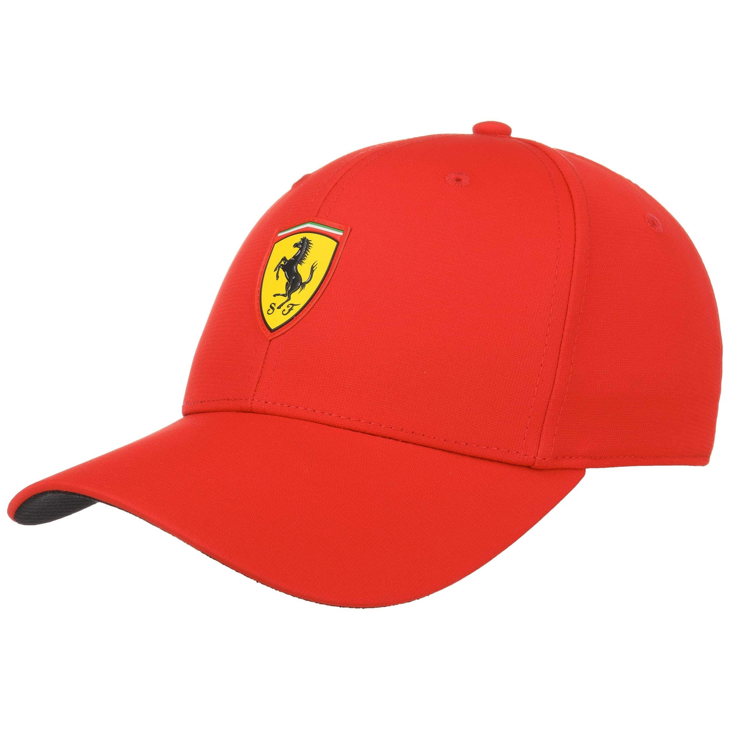 accessories lyst puma beanie in ferrari men fan fullscreen black view for