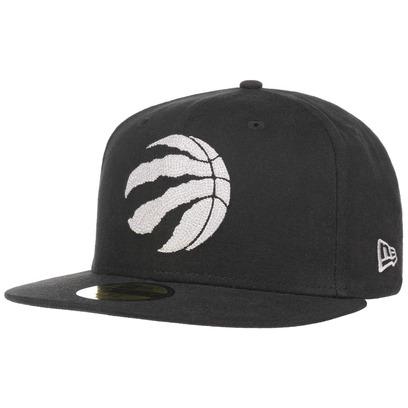 New Era 59Fifty Chainstitch Raptors Cap Basecap Baseballcap Flat Brim Kappe Snapback NBA Toronto