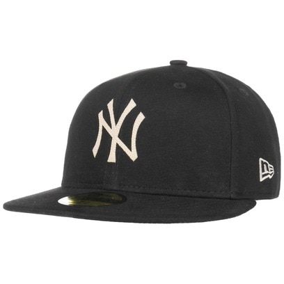 New Era 59Fifty The Lounge Yankees Cap NY New York Basecap Baseballcap Kappe Flat Brim Fitted