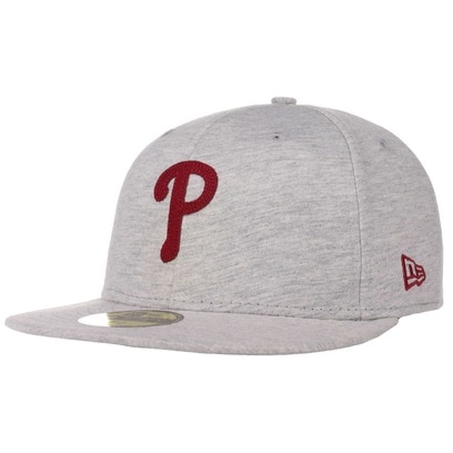 New Era 59Fifty The Lounge Phillies Cap Baseballcap Basecap Fitted MLB Flat Brim Philadelphia