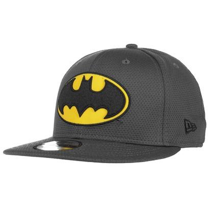 New Era 9Fifty Team Mesh Batman Cap Snapback Basecap Baseballcap Kappe Flat Brim Comic Kappe