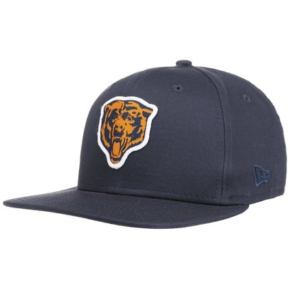New Era 9Fifty Patch Bears Cap Basecap Baseballcap Kappe Snapback Chicago Flat Brim NFL