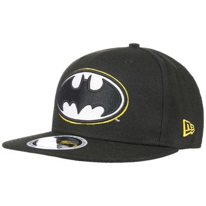 New Era 9Fifty GITD Batman Cap Comic Basecap Baseballcap Snapback Flat Brim Kappe