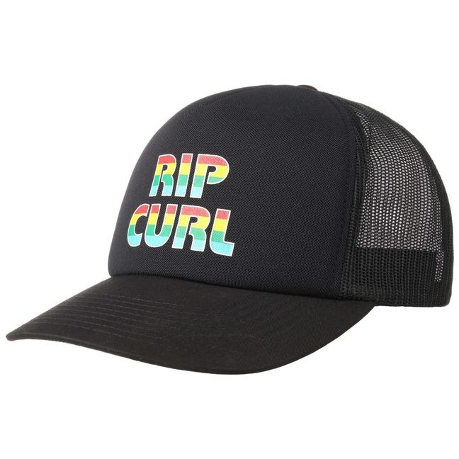 Rip Curl Big Mama Retro Trucker Cap Meshcap Bas...