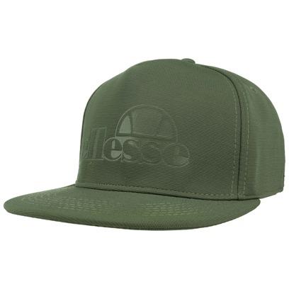 Ellesse Fullcap Serri Fitted Basecap Baseballcap Kappe Flat Brim - Bild 1