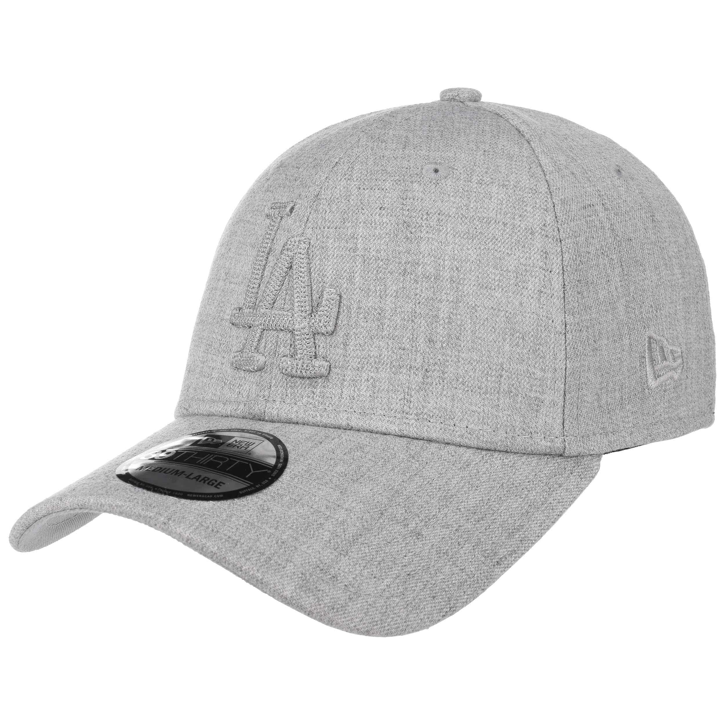 the latest 37215 9b68b ... reduced 39thirty heather dodgers cap by new era 2546b 628ae cheap los  angeles ...