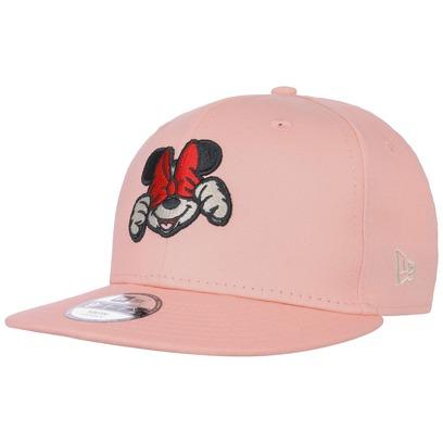 New Era 9Fifty Minnie Mouse Kindercap Baseballcap Cap Basecap Snapback Flat Brim Comic-Cap