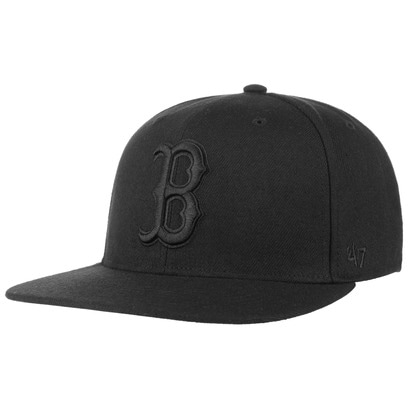 47 Brand Captain Sureshot Red Sox BoB Cap Snapback Flat Brim Basecap Baseballcap Kappe - Bild 1