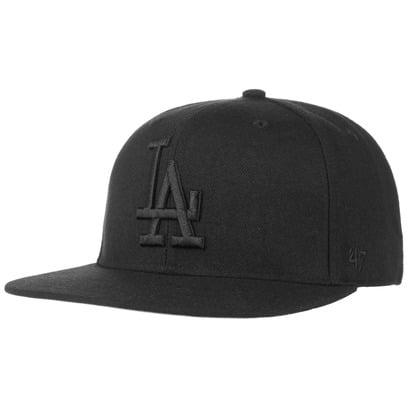47 Brand Captain Sureshot Dodgers BoB Cap Baseballcap Los Angeles LA Basecap Snapback Flat Brim MLB - Bild 1