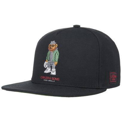 Cayler & Sons Smallz Sports Snapback Cap Basecap Baseballcap Kappe Curved Brim - Bild 1