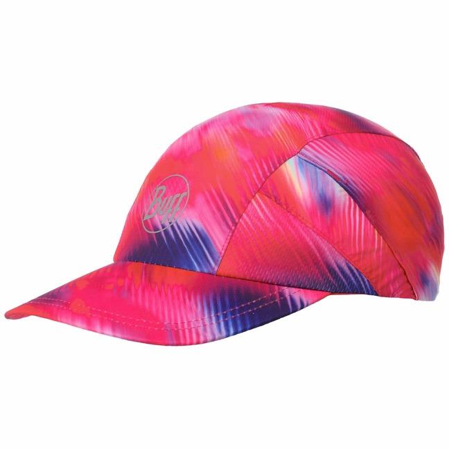 BUFF R-Shining Pink Pro Run Cap Running Trekking Basecap Baseball bei Hutshopping