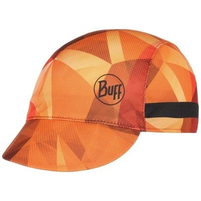 BUFF Orange-Flame Pack Bike Cap Running Trekking Basecap Baseballcap Sportcap Outdoorcap