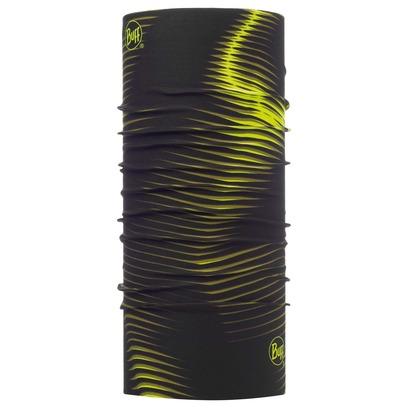 BUFF Yellow Fluor High UV Multifunktionstuch Schlauchschal Gesichtsschutz Bandana Stirnband Schal - Bild 1