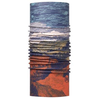 BUFF Landscape High UV Multifunktionstuch Schlauchschal Gesichtsschutz Bandana Stirnband Schal