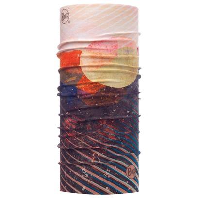 BUFF Collage Insect Shield Multifunktionstuch Schlauchschal Gesichtsschutz Bandana Stirnband Schal