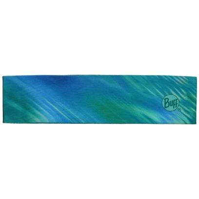 BUFF Shining Turquoise Headband Slim Stirnband Stirnwärmer Ohrenschutz - Bild 1