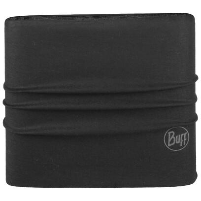 BUFF Solid Black Headband Stirnband Stirnwärmer Ohrenschutz
