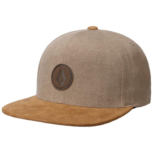 Volcom Quarter Twill Twotone Snapback Cap Baseballcap Basecap Fla bei Hutshopping