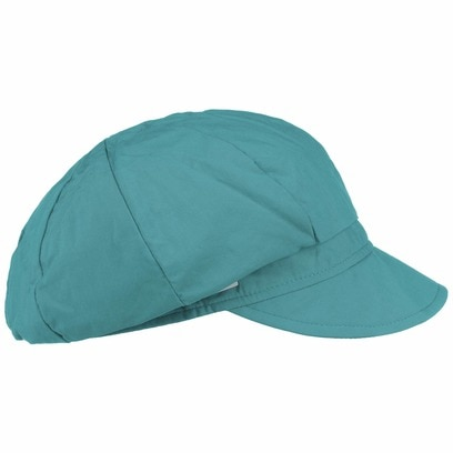 Seeberger Uni Viskose Ballonmütze Schirmmütze Damencap Sommercap Newsboy-Mütze Baker Boy Hat - Bild 1
