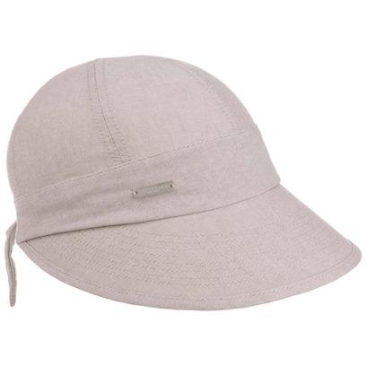 Seeberger Chambry Schildmütze Schirmmütze Sommercap Damencap Baumwollcap Cap Mütze Damenmütze