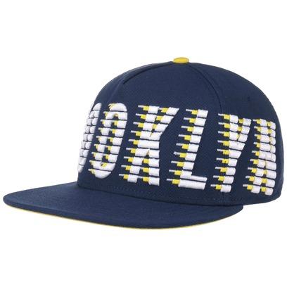 Cayler & Sons Brooklyn Athletics Snapback Cap Flat Brim Flatbrim Basecap Baseballcap Kappe Käppi - Bild 1