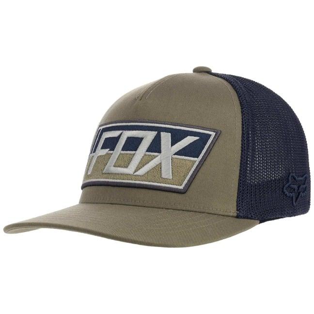 FOX Hellbent Trucker Cap 110 Basecap Baseballca...