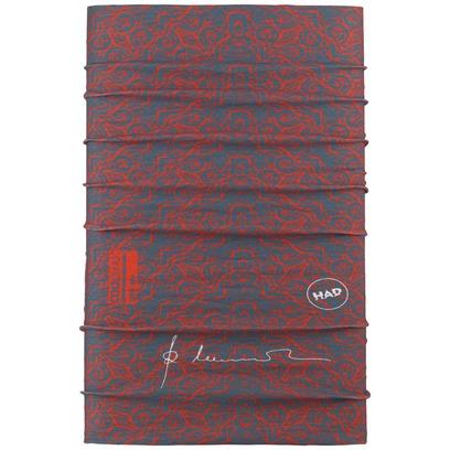 H.A.D. Coolmax Red Multifunktionstuch Bandana Halstuch Stirnband Schal - Bild 1