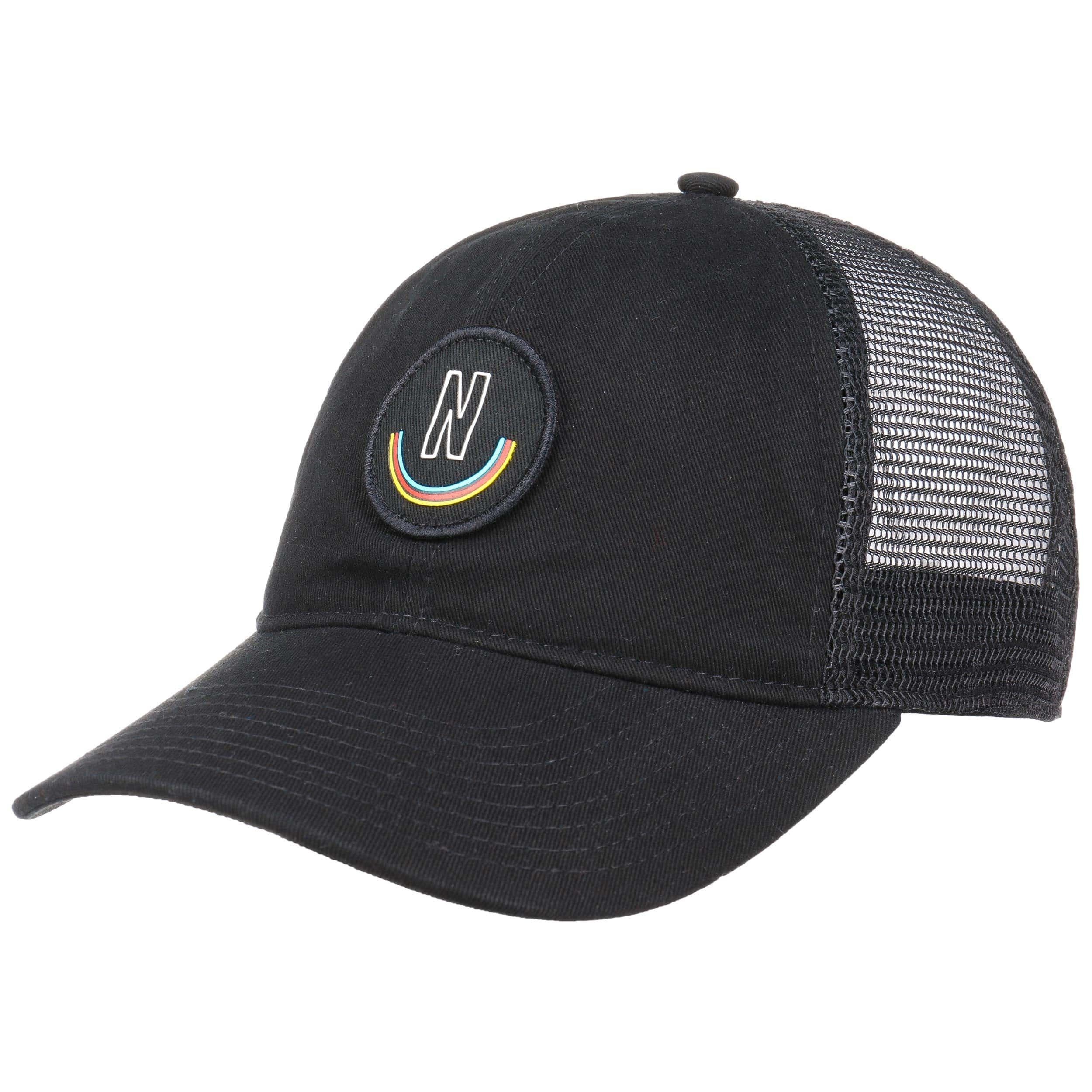 circle patch trucker cap by neff eur 19 95 hats caps beanies shop online. Black Bedroom Furniture Sets. Home Design Ideas