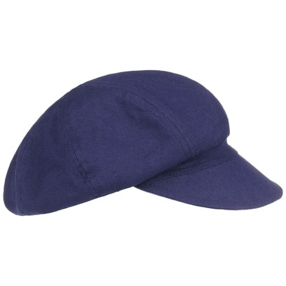 Seeberger Classic Ballonmütze Baker-Boy-Mütze Newsboy-Mütze Schirmmütze Baumwollcap Damencap - Bild 1