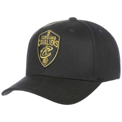 Black and Gold 110 Cavs by Mitchell & Ness - Bild 1