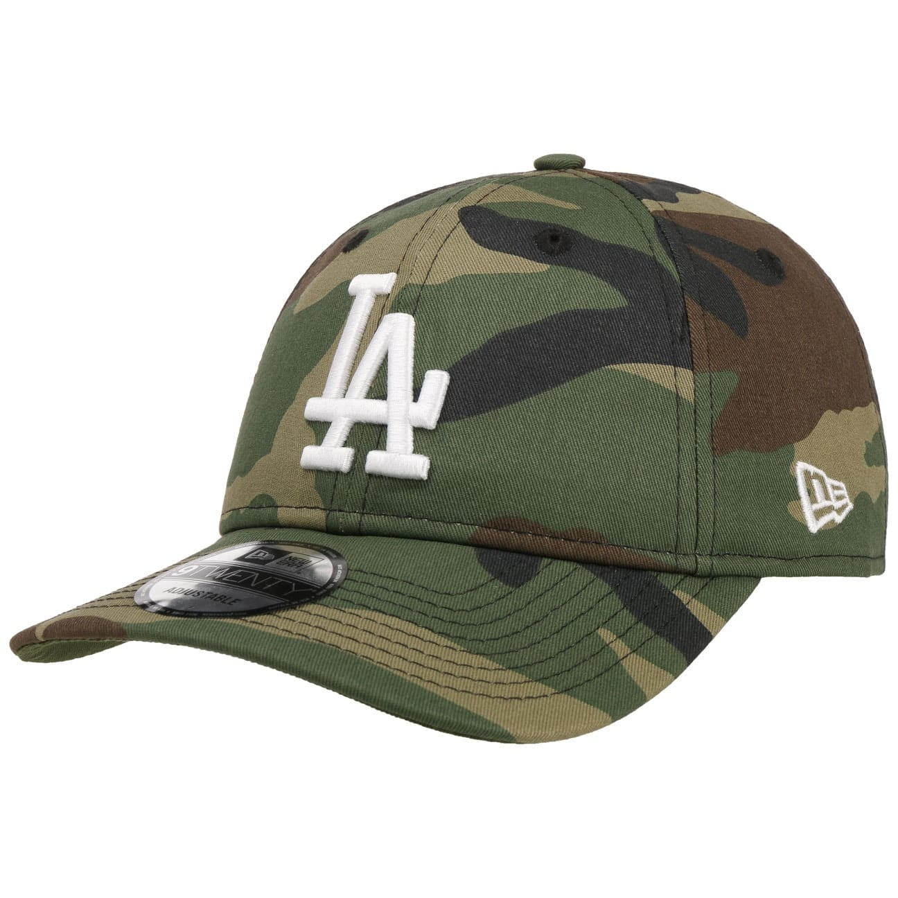 9twenty-ess-camo-dodgers-cap-by-new-era-basecap, 16.95 EUR @ hutshopping-de