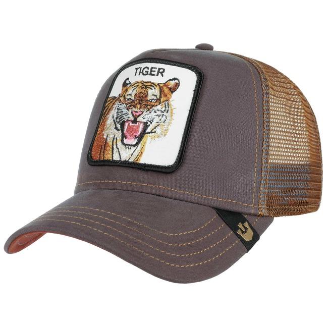 Goorin Bros. Eye Of The Tiger Trucker Cap Basec...