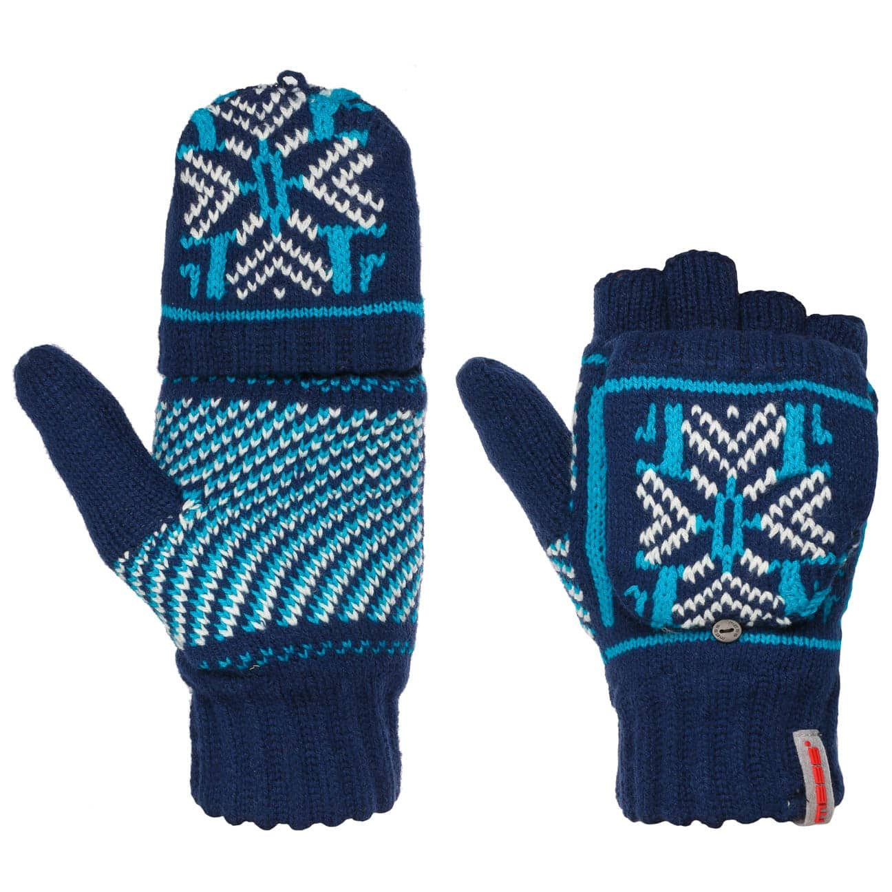 snowflake-thinsulate-fingerless-strickhandschuhe-faustlinge