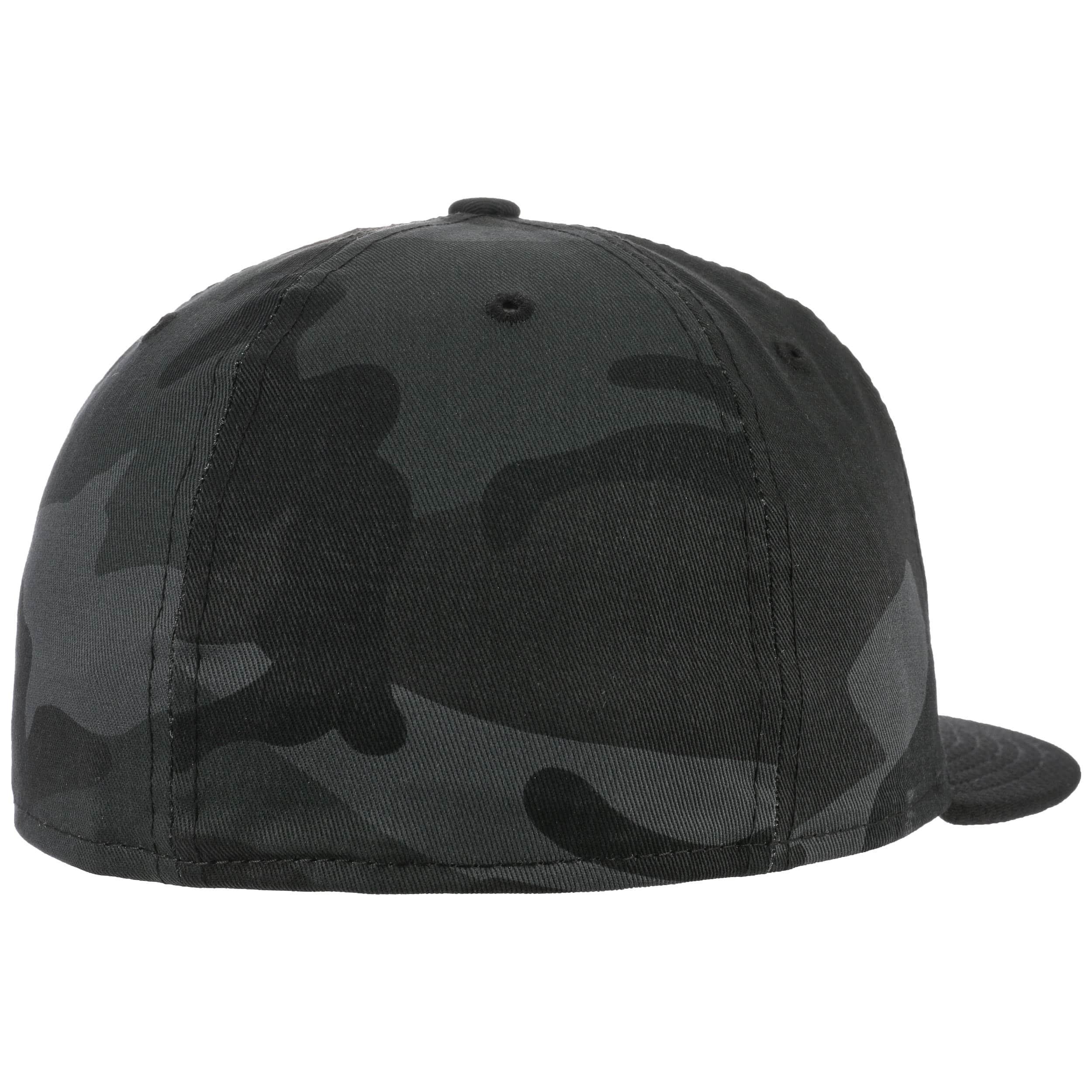 ... 59Fifty Camo Batman Fitted Cap by New Era - black 3 ... 8c9e57a6aac