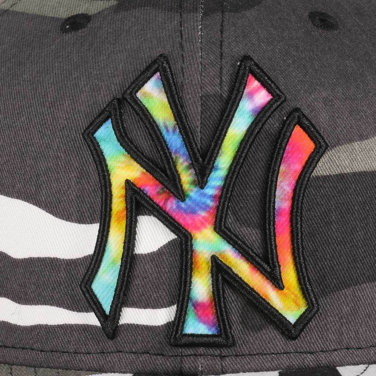 9ad06808e1b ... 59Fifty Camo Colour Swirl Cap by New Era - grey 5 ...