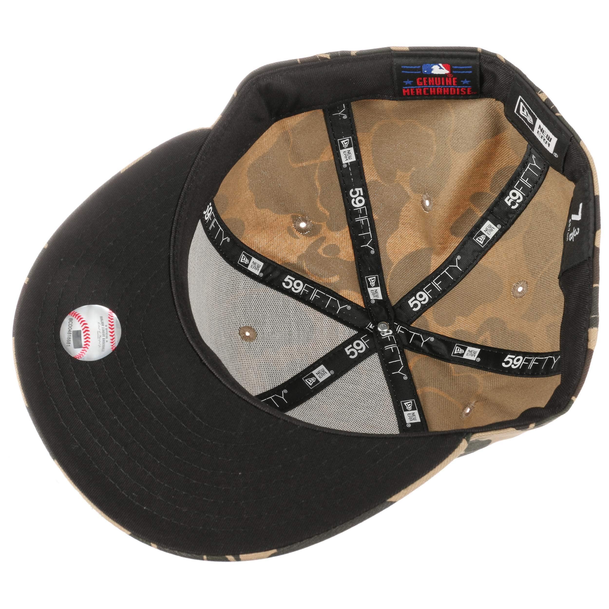 divers design vente chaude authentique économiser jusqu'à 60% 59Fifty Camo Yankees Cap by New Era