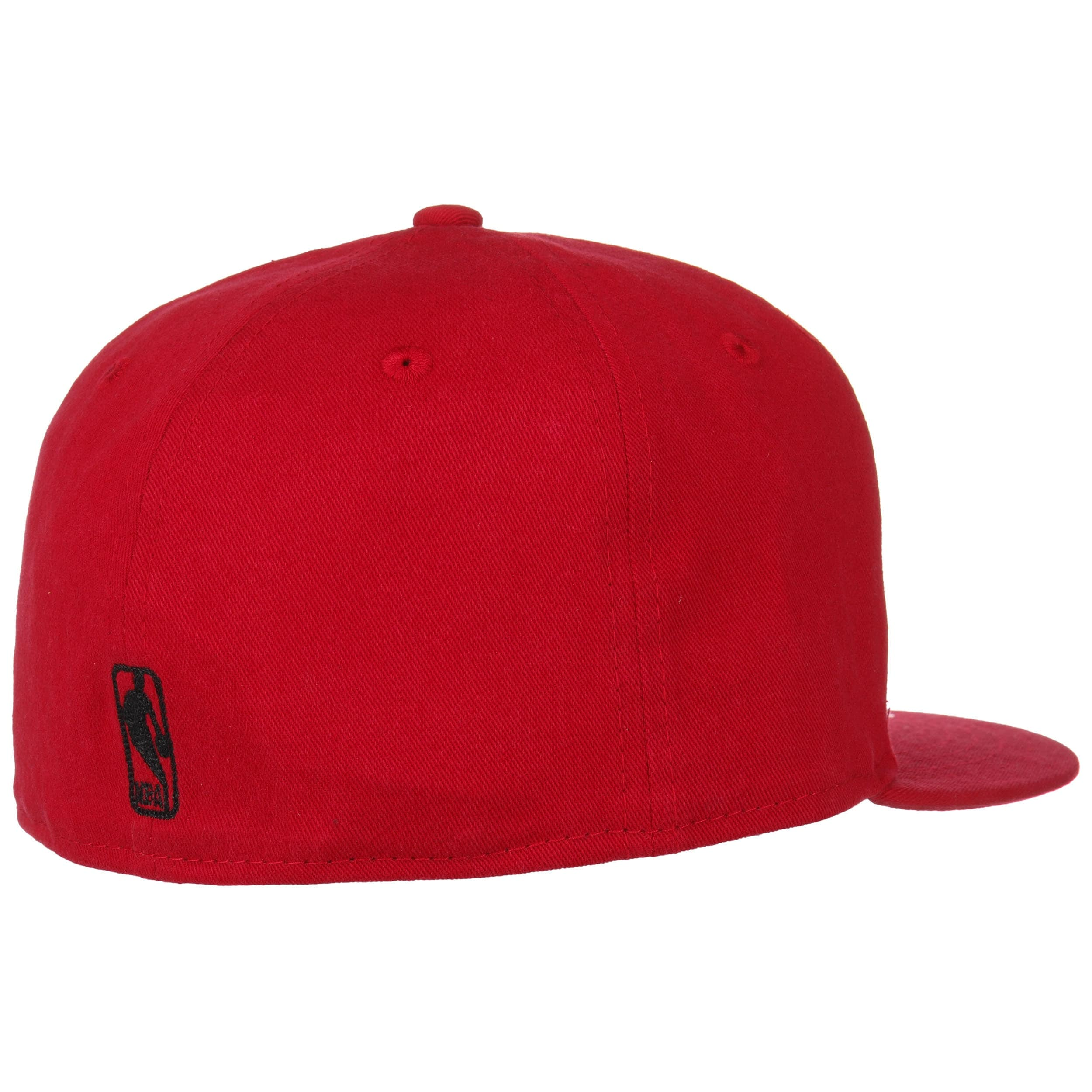 ... 59Fifty Chainstitch Bulls Cap by New Era - red 3 ... 52430310fba2