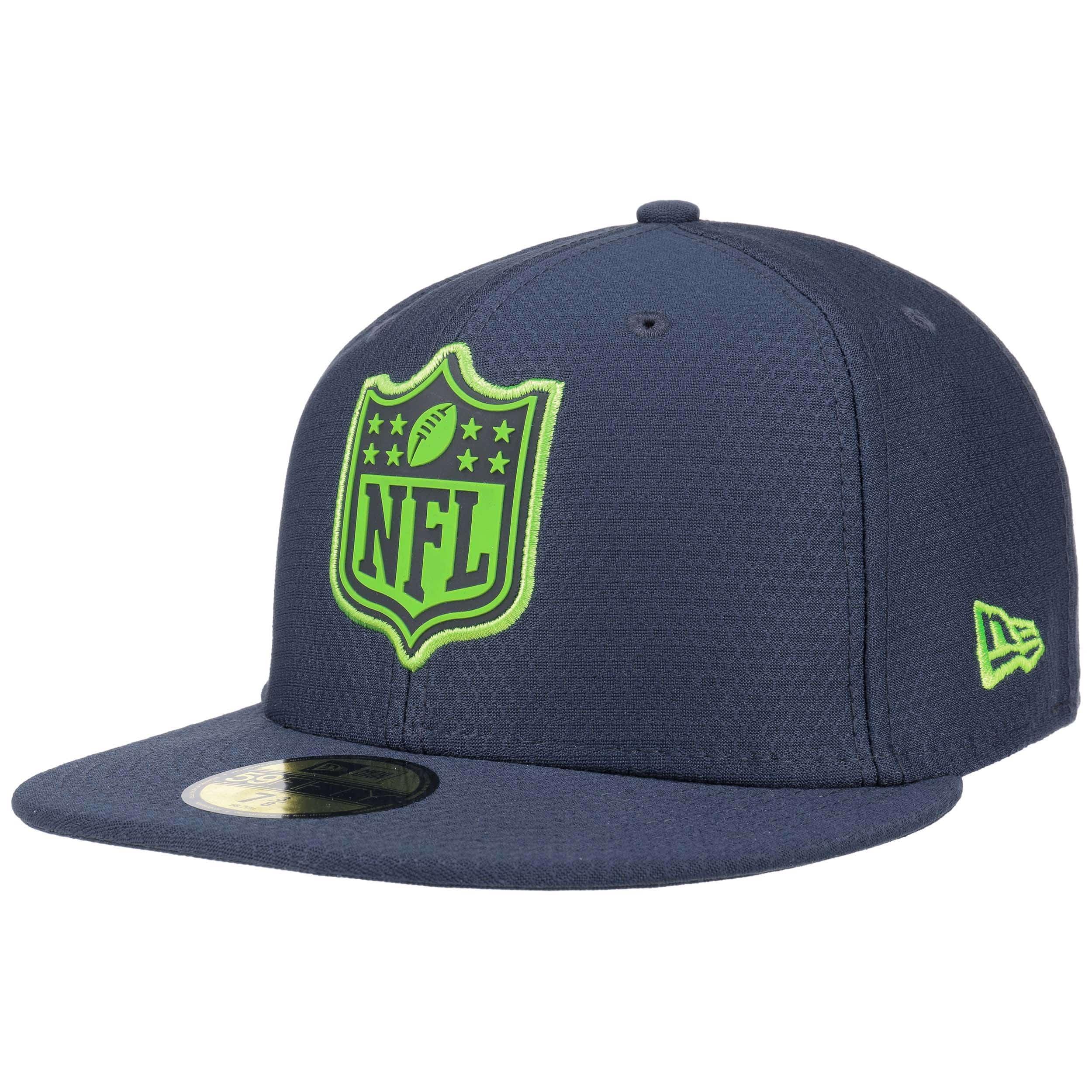 59Fifty League Logo Seahawks Cap. by New Era 6f29274ba