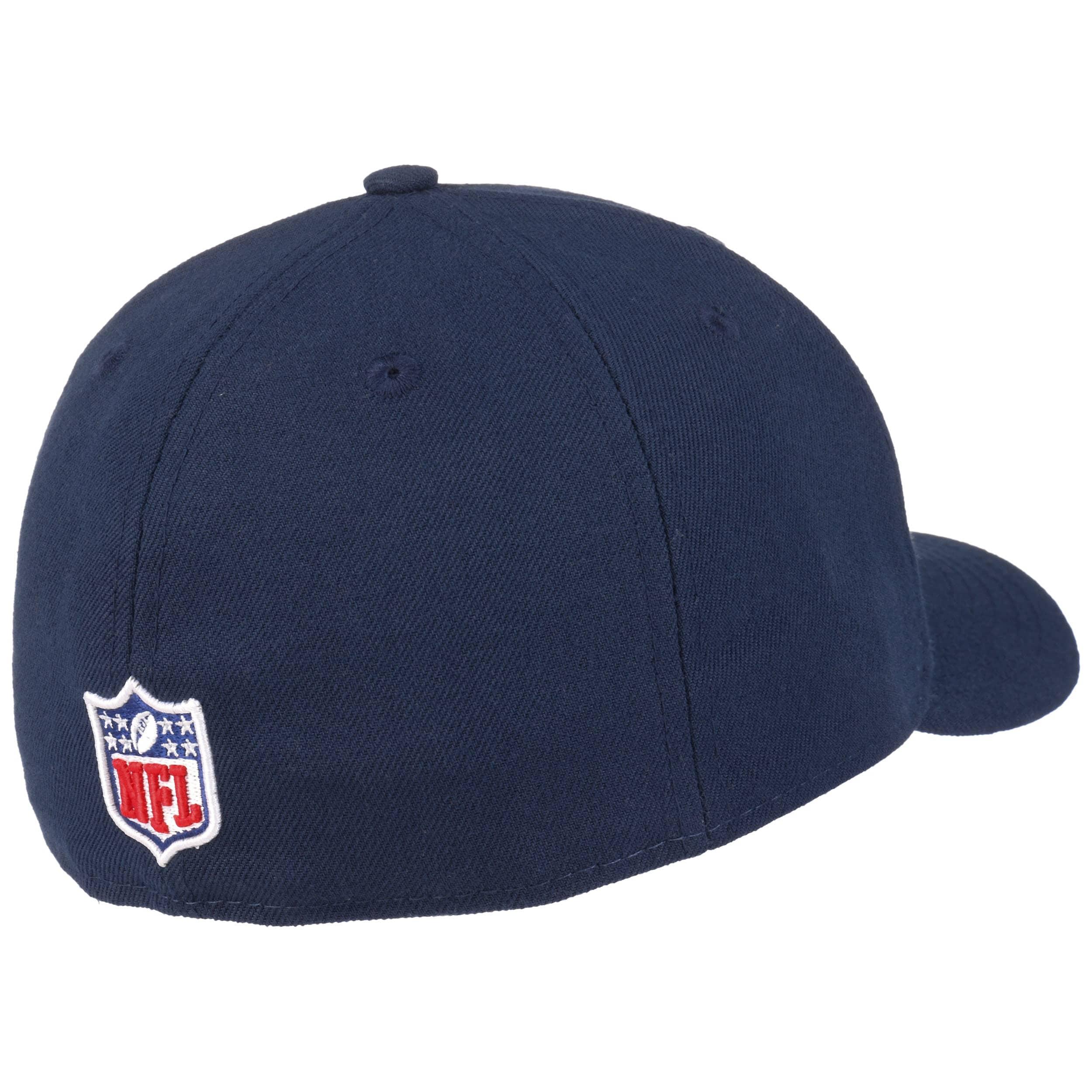 dabdfb8939c ... 59Fifty Low Profile Patriots Cap by New Era - navy 3 ...