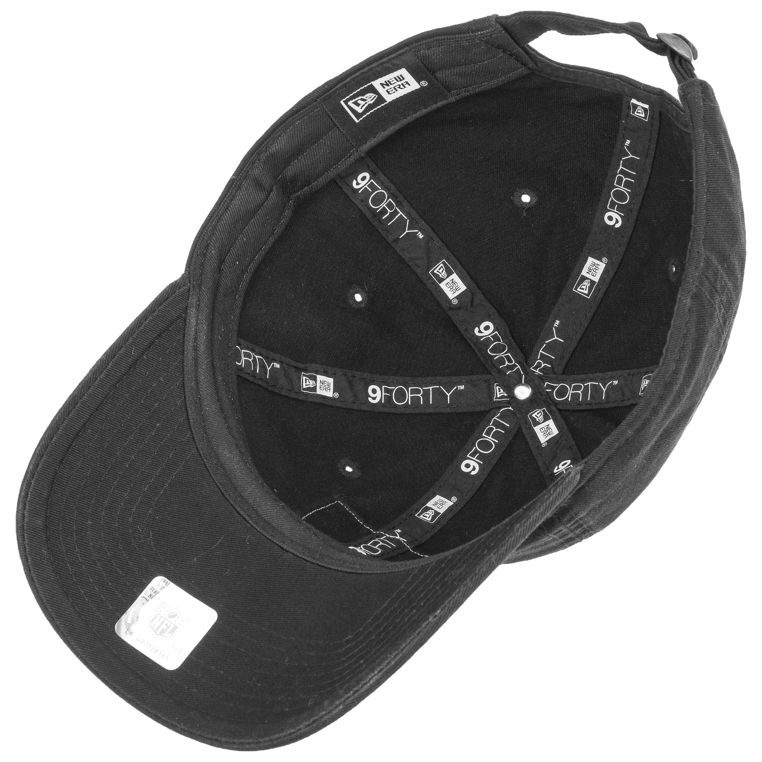 f2ac90a1 ... 59Fifty Low Profile Pin Bulls Cap by New Era - black 3 ...