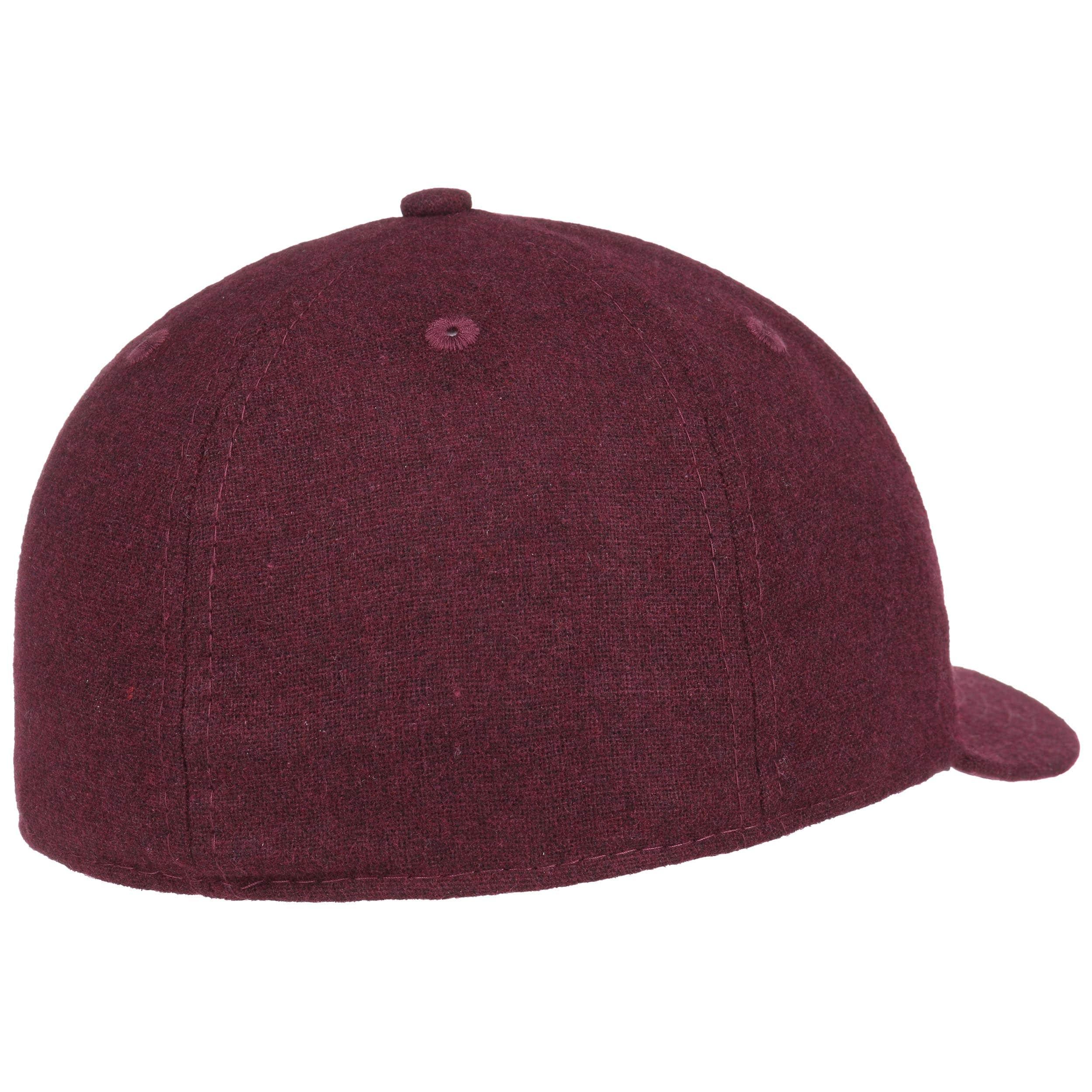 fa7a832e1de11d ... clearance 59fifty low profile pin cavs cap by new era bordeaux 3 d172e  1be2a