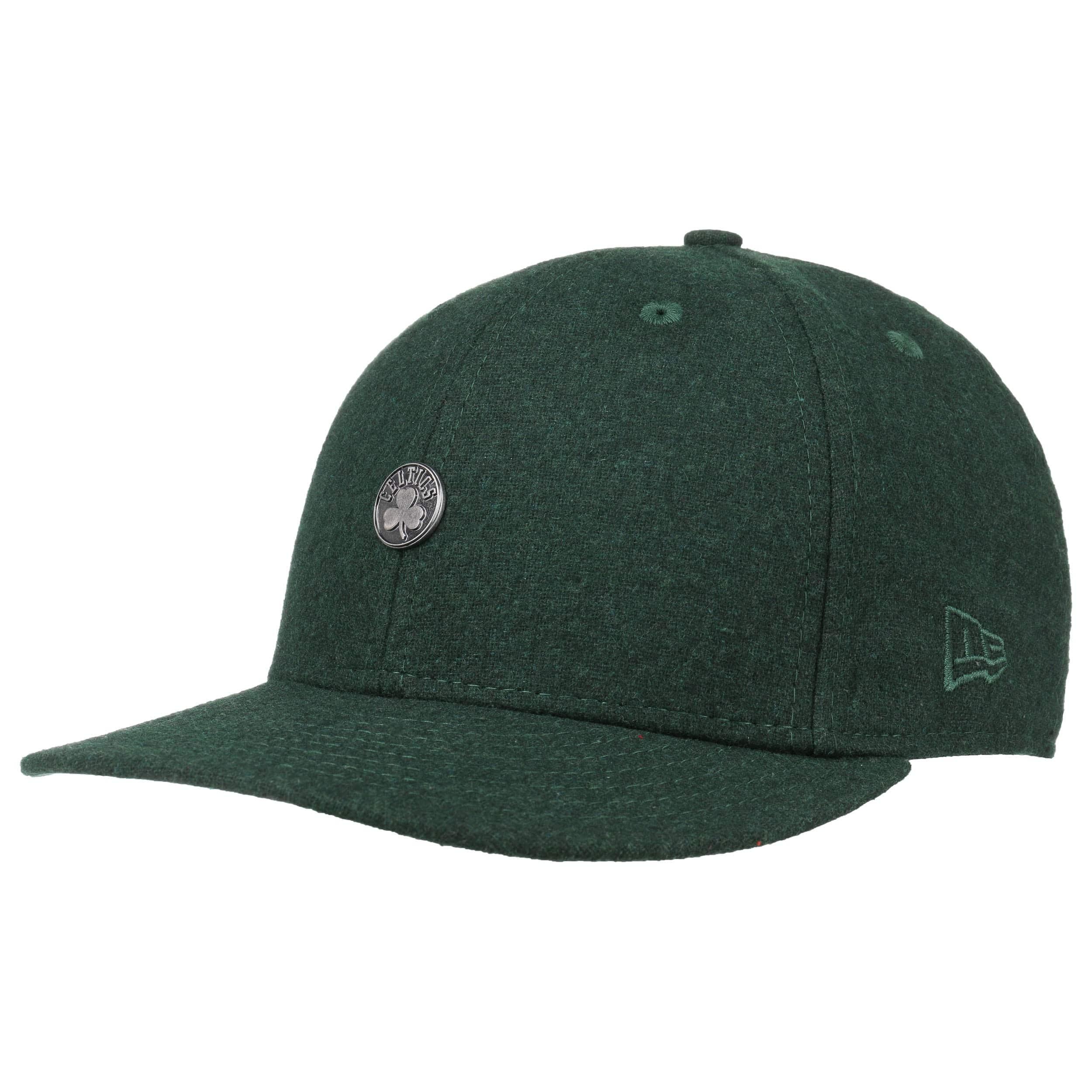 51e9fed7505073 ... 59Fifty Low Profile Pin Celtics Cap by New Era - dark green 6