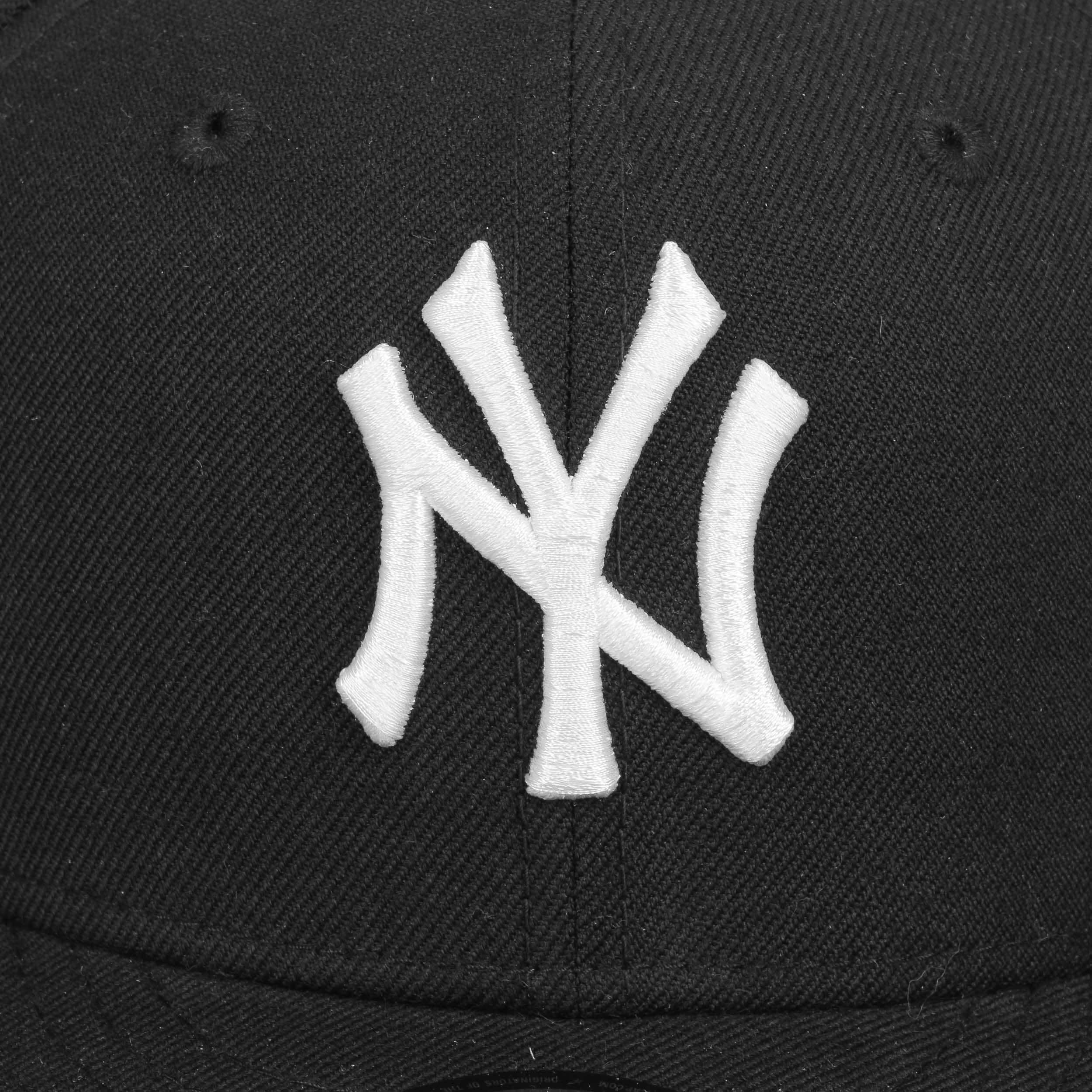 ... 59Fifty MLB Basic NY Cap by New Era - black 4 ... 1f5be6f75e7
