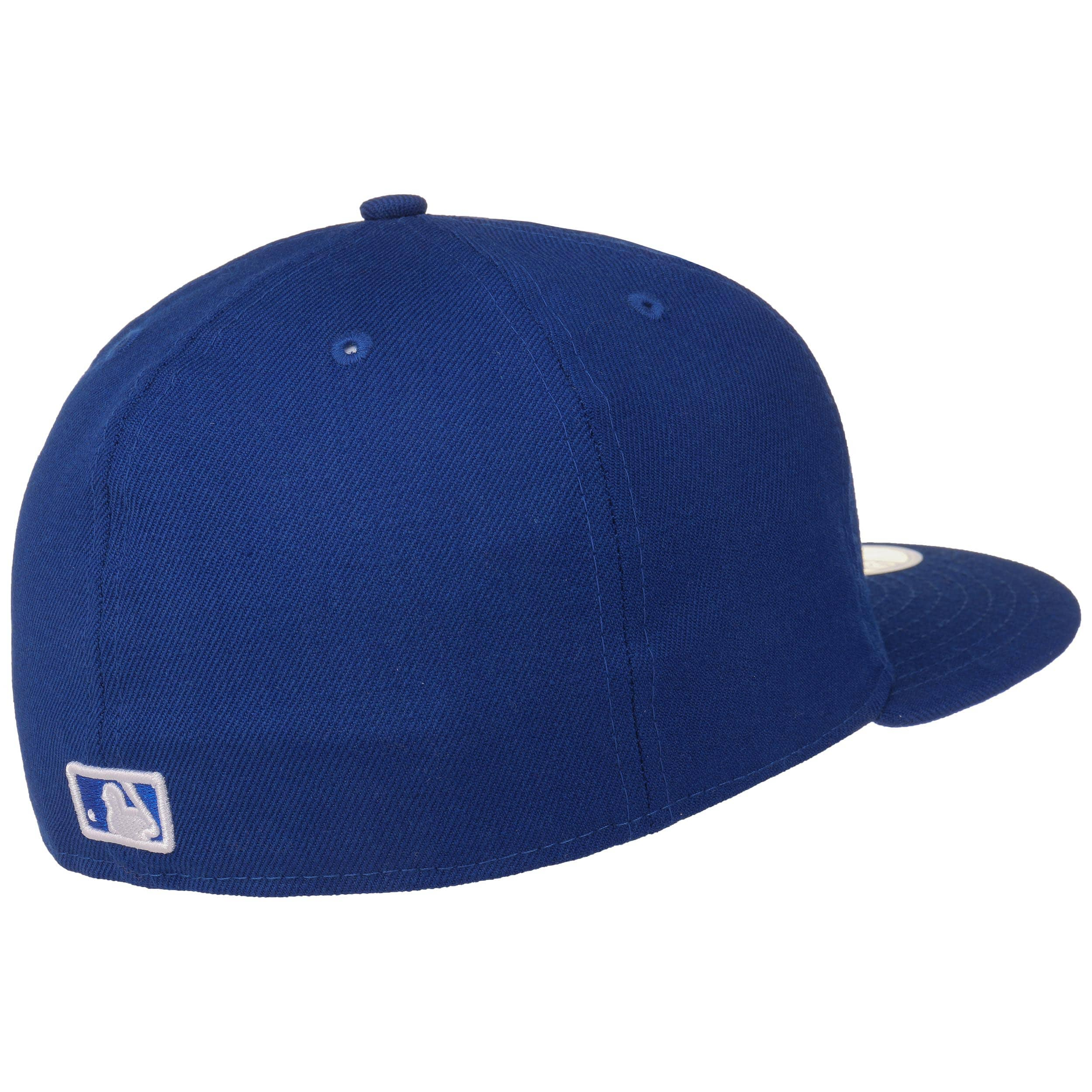 c1cf5021b09b4 ... 59Fifty MLB Basic NY Cap by New Era - blue 3 ...