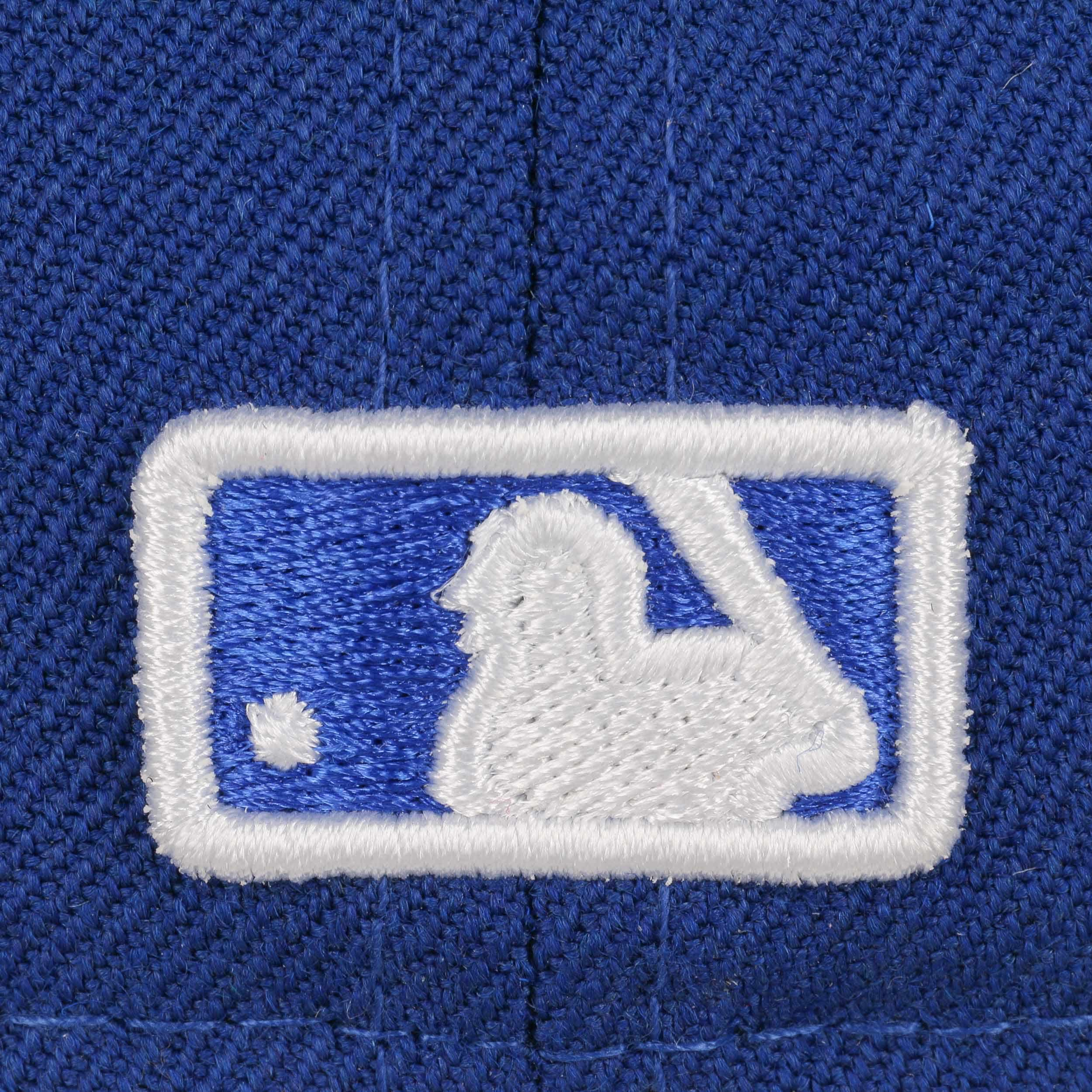 ... 59Fifty MLB Basic NY Cap by New Era - blue 6 ... 3789ad3ca44