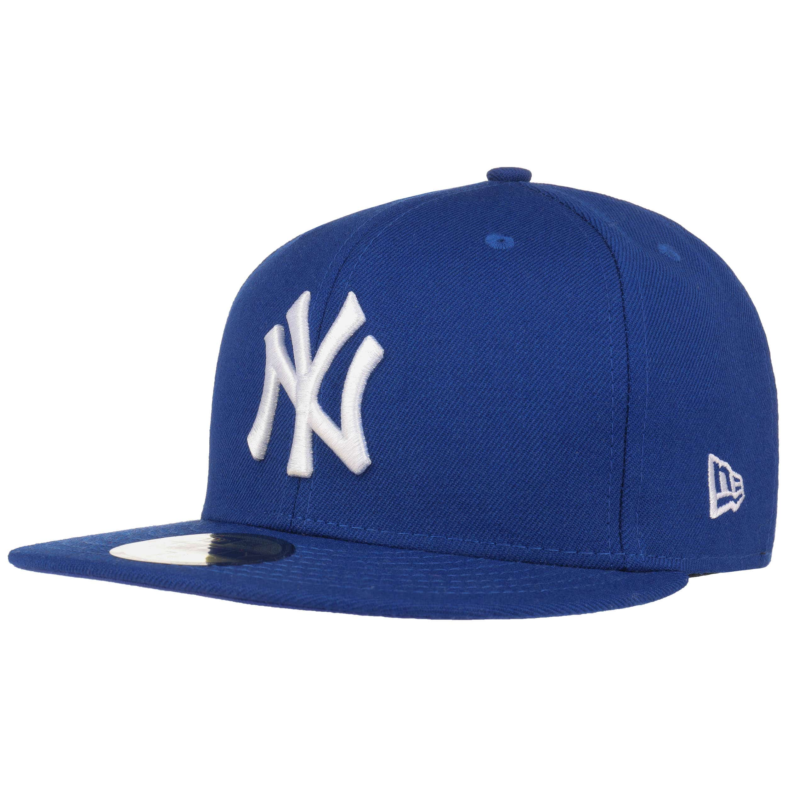 ... 59Fifty MLB Basic NY Cap by New Era - blue 7 ... dff3c42278b