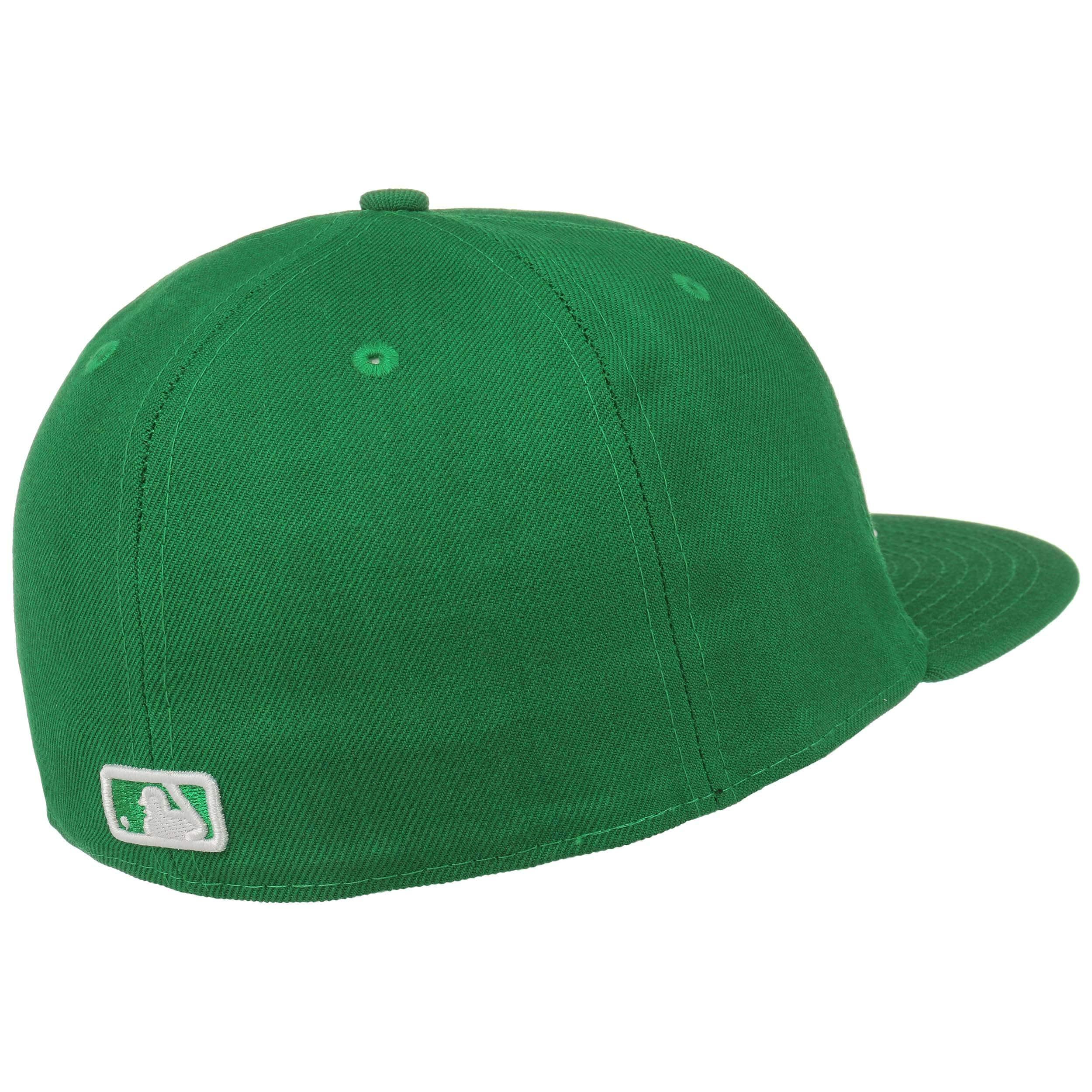... 59Fifty MLB Basic NY Cap by New Era - green 3 ... 3d36f455c2d