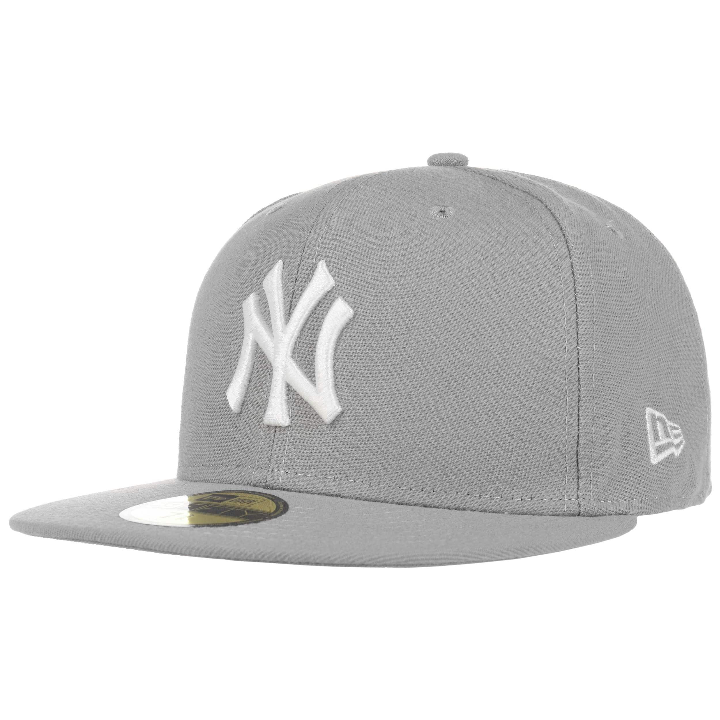 5f708e6207d 59Fifty MLB Basic NY Cap. by New Era