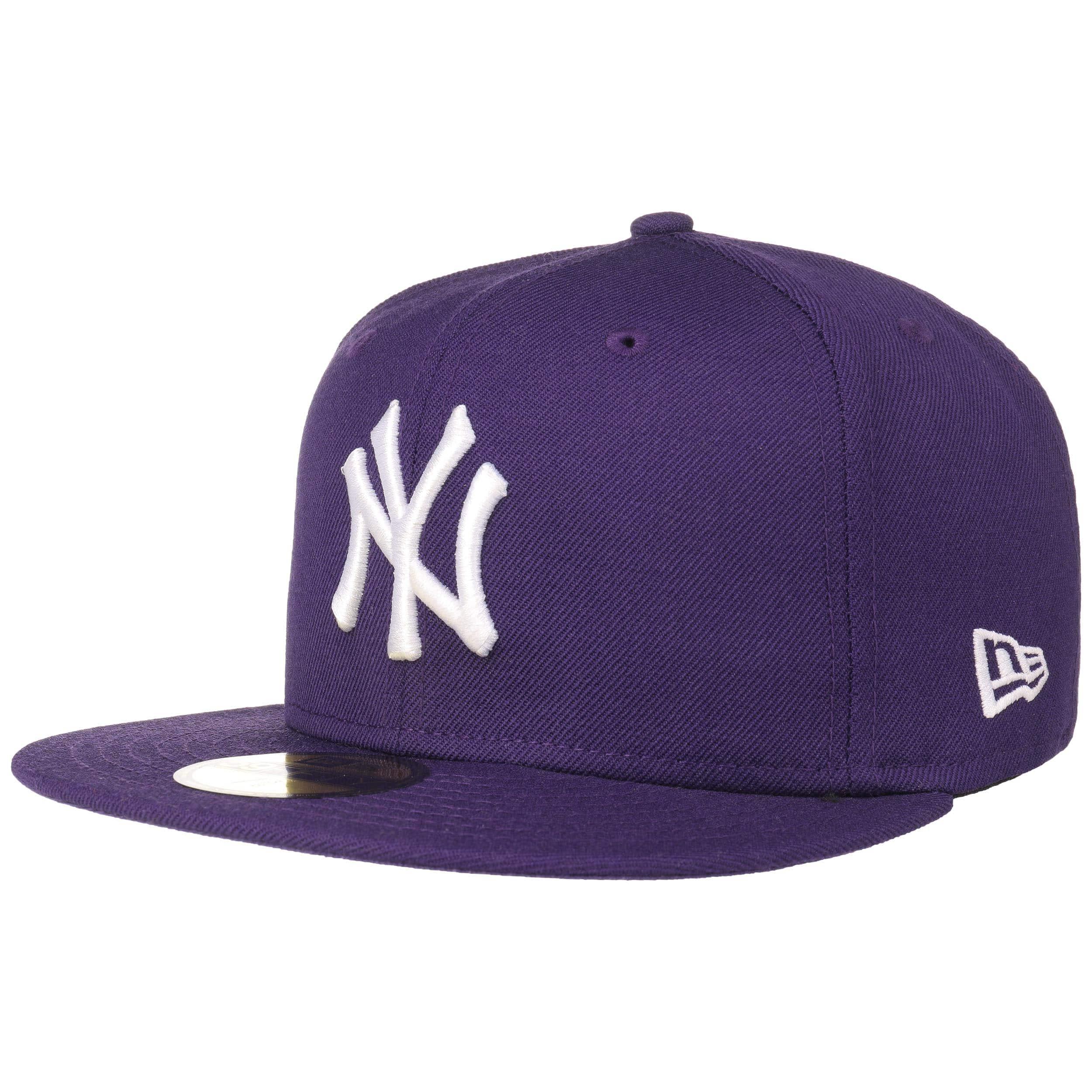 9bd1f5d69 59Fifty MLB Basic NY Cap by New Era